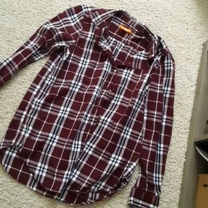 Comfy flannel